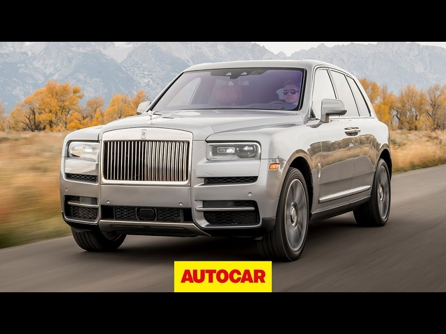 Rolls-Royce Cullinan review | new Rolls-Royce 4x4 driven | Autocar