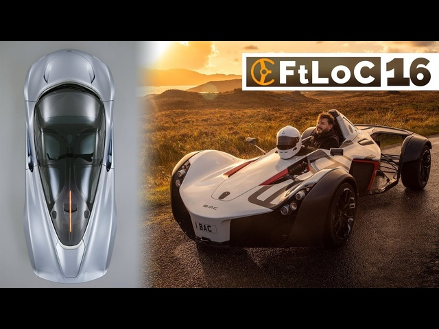 Is The McLaren Speedtail Good Looking Or Not?: FtLoC 16 - Carfection