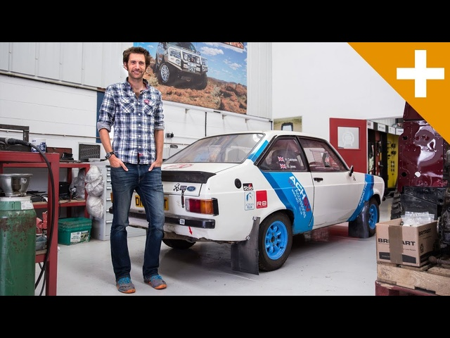 1979 MkII Ford Escort Rally Car: Henry Catchpole's Personal Ride - Carfection +