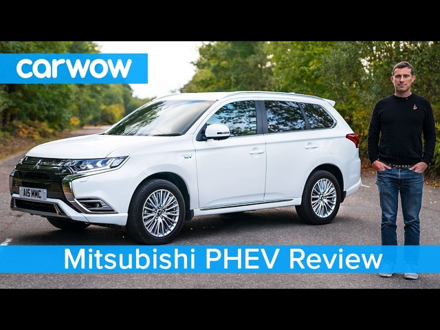 Mitsubishi Outlan<em>de</em>r PHEV SUV 2019 in-<em>de</em>pth review | carwow Reviews