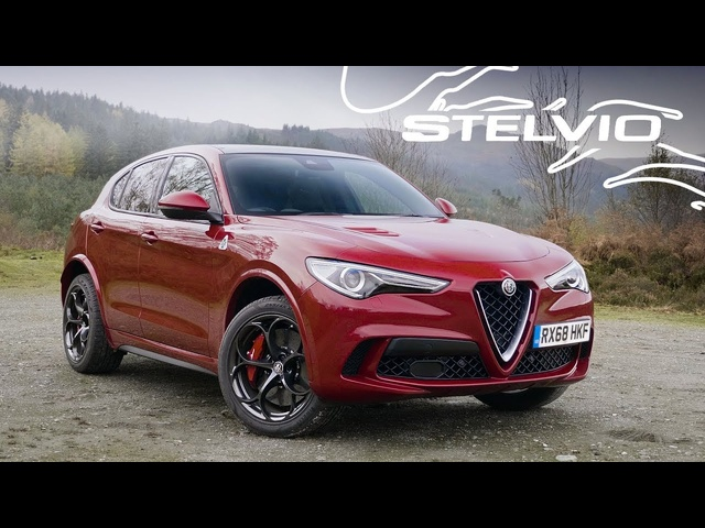 Alfa Romeo Stelvio Quadrifoglio: Road Review - Carfection