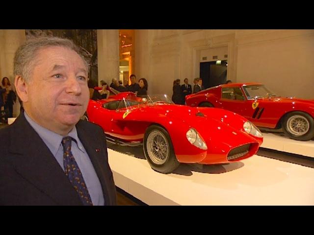 Jean Todt Owns AFerrari 250 SWB Covets Ralph Lauren's Ferrari 250 GTO Ferrari Video 2019