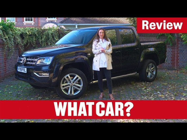 2020 <em>Volkswagen</em> Amarok review – the best pick-up you can buy? | What Car?