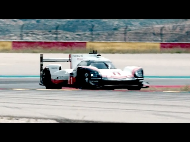 Chris Harris Drives <em>Porsche</em> 919 Tribute [PREVIEW] - /DRIVE on NBC Sports