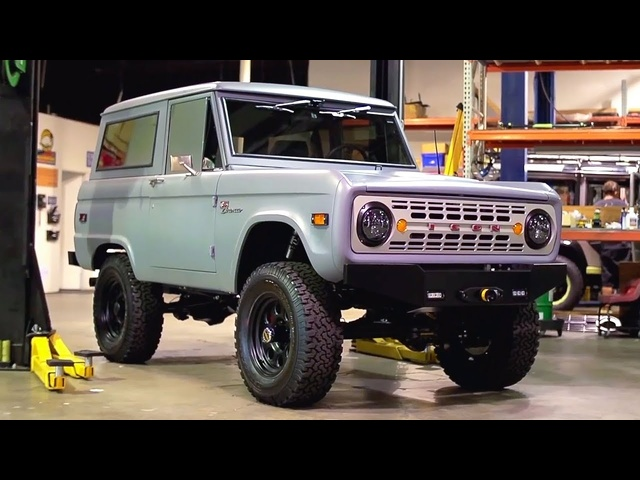 ICON 4X4: The Coolest Car Company In The World? - Carfection