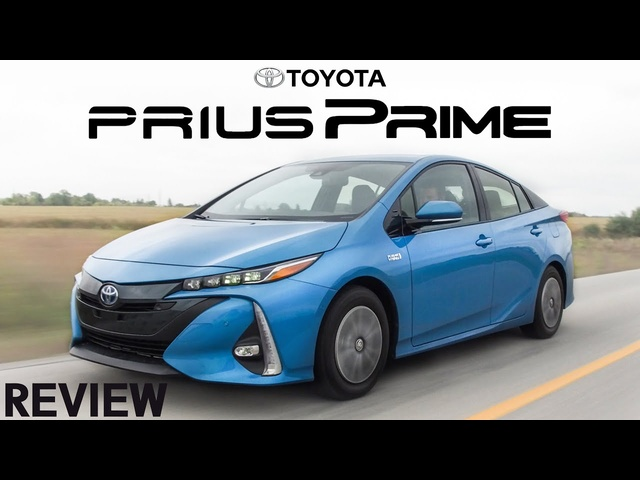 2018 <em>Toyota</em> Prius Prime Review - Plug In Hybrid