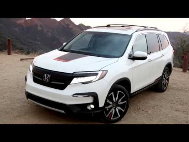 2019 Honda Pilot | FIRST LOOK | TestDriveNow