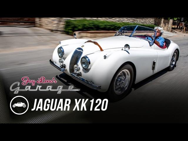 1954 Jaguar XK120 -Jay Leno's Garage