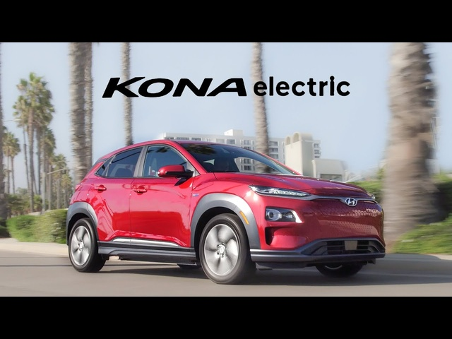 2019 Hyundai Kona EV Review - Better Deal Than A <em>Tesla</em>?