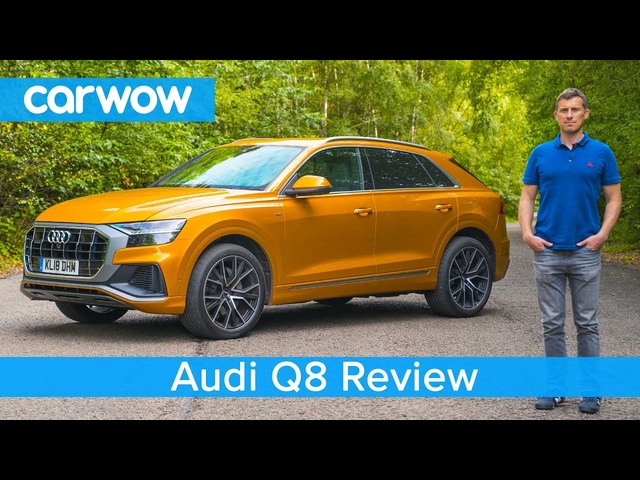 <em>Audi</em> Q8 SUV 2019 in-depth review | carwow Reviews
