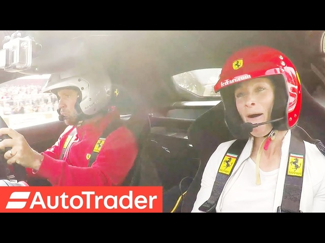 The REV Test: Ferrari special at Goodwood Festival of Speed