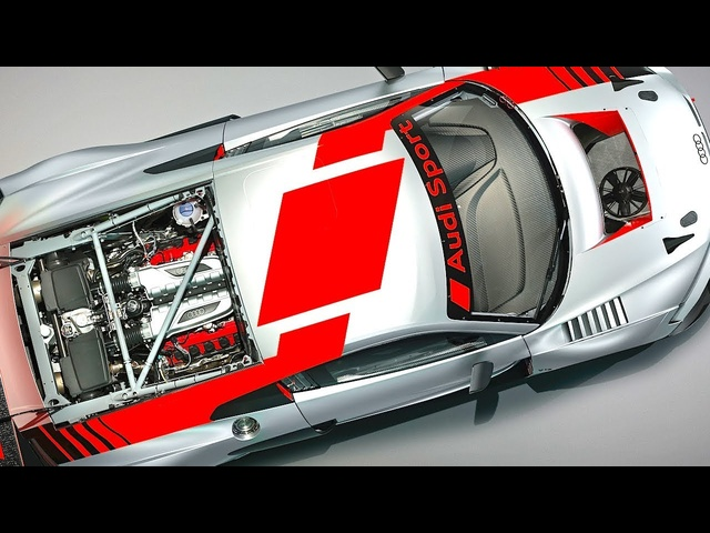 New Audi R8 LMS 2019 Review Audi Sport Customer Racing New Audi R8 2019 Video