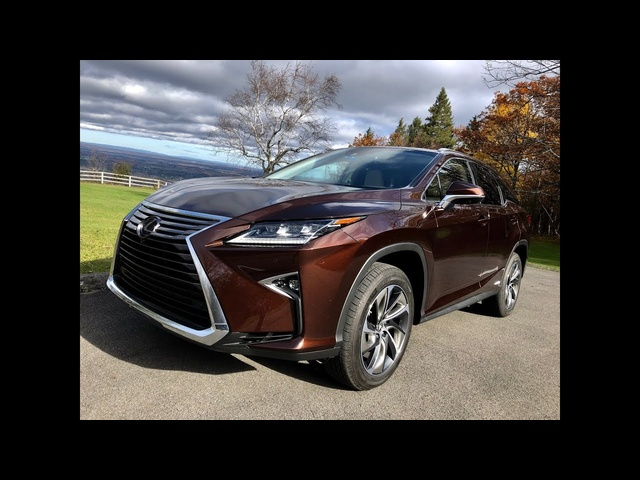 2018 Lexus RX 450h L | AReal 3rd Row? | TestDriveNow