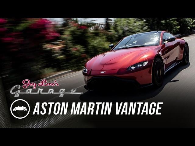 2019 Aston Martin Vantage -Jay Leno's Garage