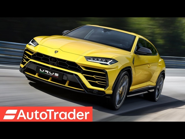 2019 <em>Lamborghini</em> Urus first drive review