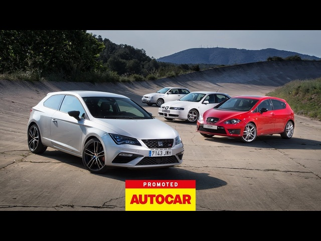 Sponsored: Ahistory of Cupra | Autocar