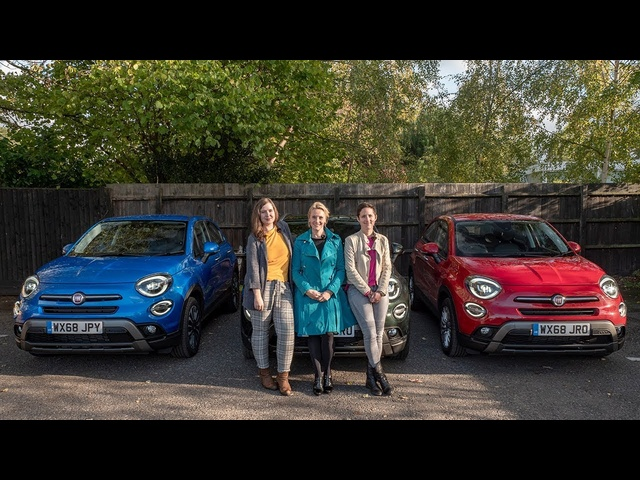 The REV Test: Fiat 500X | In association with Fiat