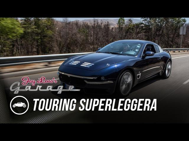 2018 Touring Superleggera -Jay Leno's Garage