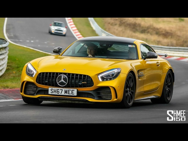 Here's aNurburgring Hot Lap with my 760HP RENNtech AMG GT R! [VR180]
