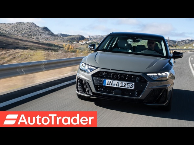 2019 <em>Audi</em> A1 Sportback first drive review