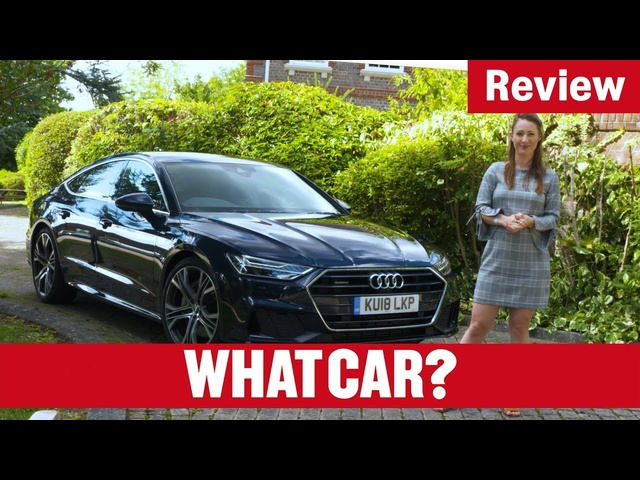 2020 <em>Audi</em> A7 review – The ultimate high-tech luxury coupe? | What Car?