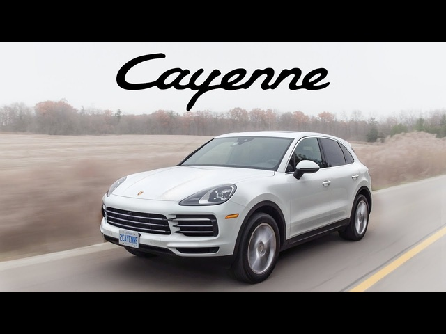 2019 Porsche Cayenne Review - All New!