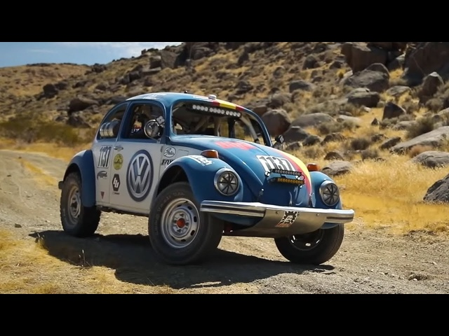 Just F***ing Finish: The Baja 1000 In A Bug, Part 1 - Carfection