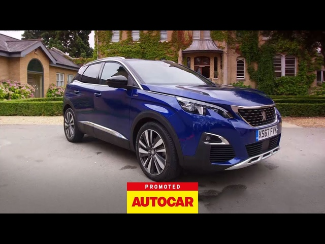 Promoted | The PEUGEOT 3008 SUV – Safety | Autocar