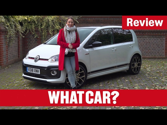 2020 <em>Volkswagen</em> Up GTI review – the best hot hatch on a budget? | What Car?