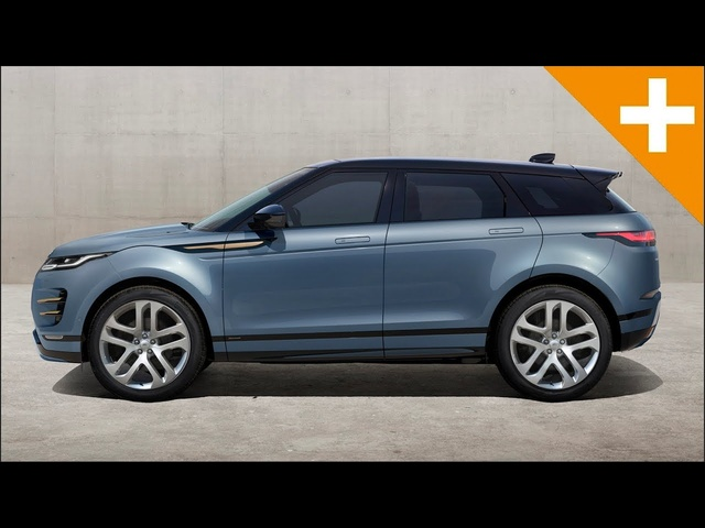 NEW Range Rover Evoque: Quick First Look - Carfection +