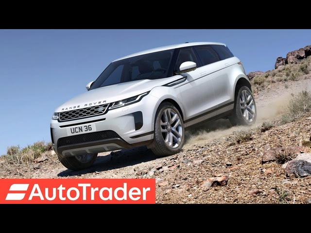 Say hello to the… 2019 Range Rover Evoque