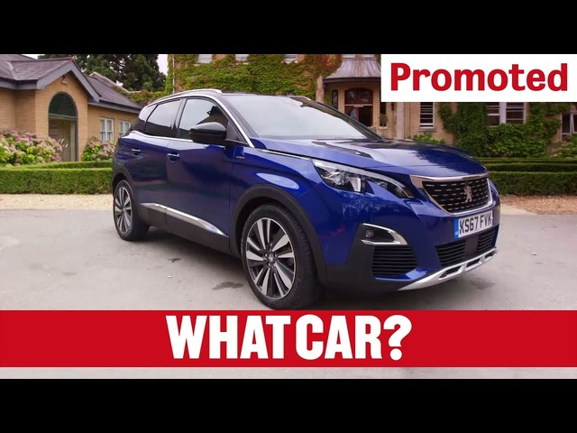 Promoted: The PEUGEOT 3008 SUV – Safety | What Car?