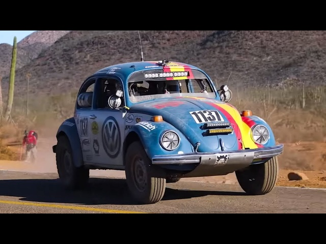 Can We Finish The Baja 1000 in a1965 VW Beetle?: Just F***ing Finish, Part 3 -Carfection