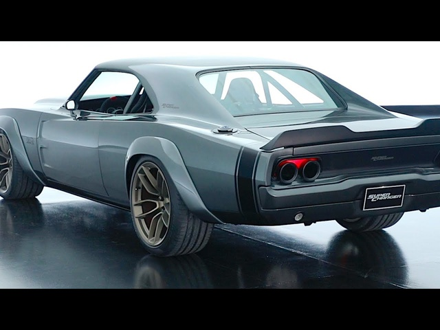 1968 Dodge Supercharger Hellephant 1000HP Review