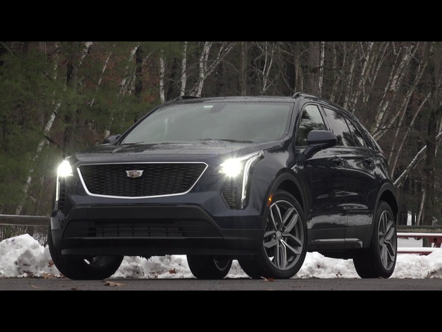 Cadillac XT4 2019| What You Need to Know | TestDriveNow