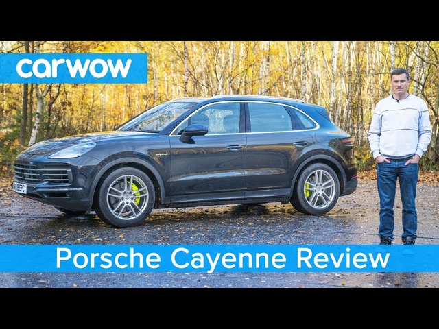 Porsche Cayenne 2019 SUV in-depth review | carwow Reviews