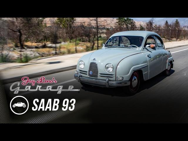 1958 Saab 93 -Jay Leno's Garage