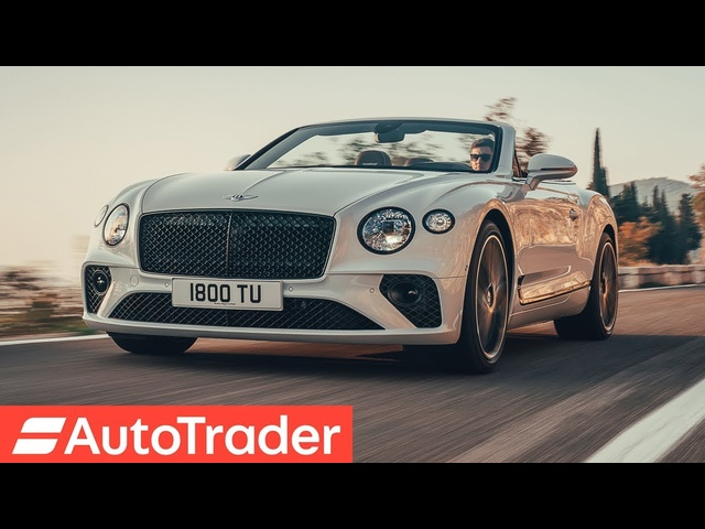 FIRST LOOK 2019 <em>Bentley</em> Continental GT convertible