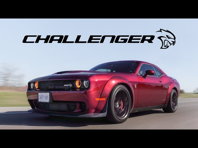 2018 <em>Dodge</em> Challenger Hellcat Widebody Manual Review - The Best Muscle Car
