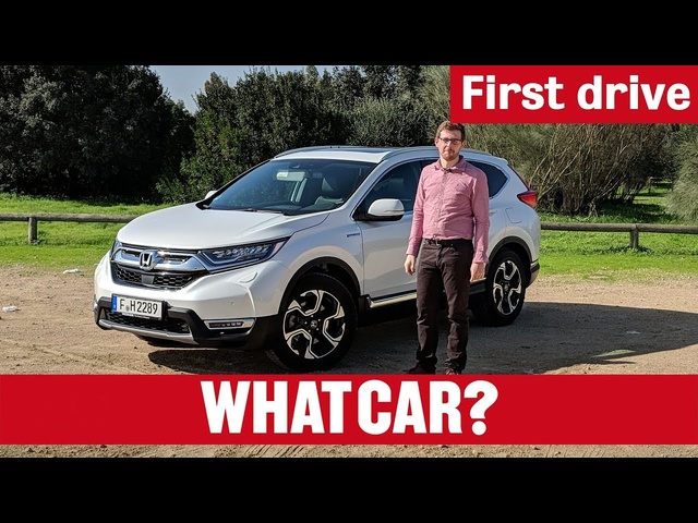 2020 <em>Honda</em> CR-V Hybrid review – five things you need to know | What Car?