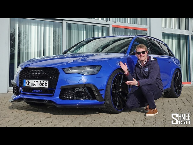 The Abt RS6+ Nogaro Edition is the Best <em>Audi</em> RS6 EVER!