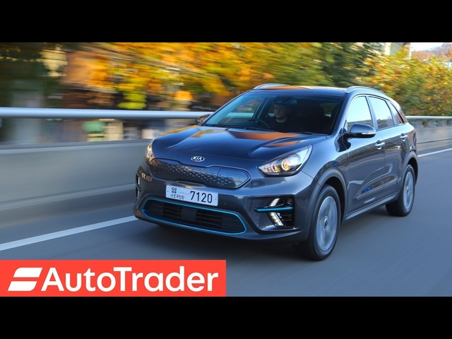 2019 Kia e-Niro first drive review