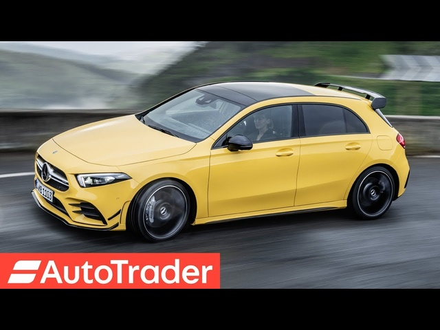 2019 Mercedes-AMG A35 first drive review