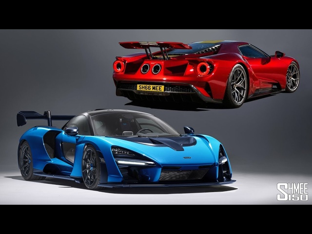 When are My Ford GT and Senna Coming?