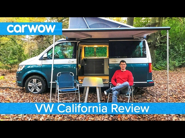 New VW Camper - <em>Volkswagen</em> California 2019 in-depth review