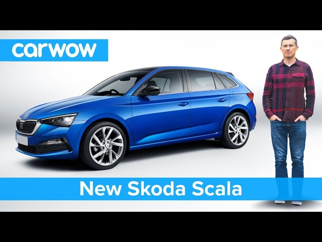 Skoda's new VW Golf revealed - is the Scala better than its <em>Volkswagen</em> cousin?