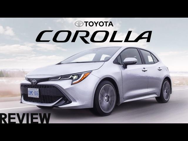 2019 <em>Toyota</em> Corolla Hatchback Review -Save The Manuals