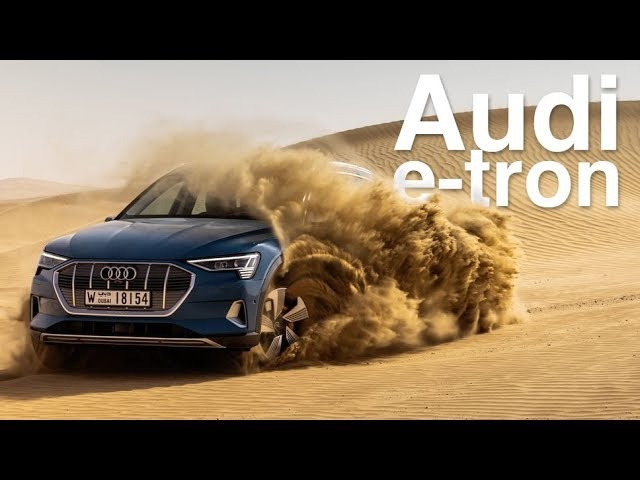 <em>Audi</em> e-tron: First Driving Impressions - Carfection +