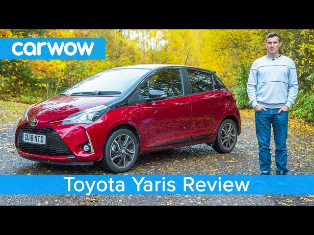 <em>Toyota</em> Yaris 2019 in-depth review | carwow Reviews