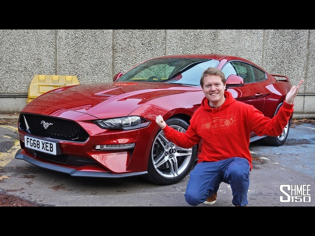 FORD FEVER! The New Mustang and News on My Ford GT